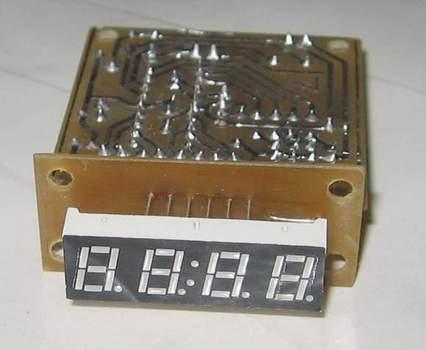 Самодельные электронные часы, элементная база часть 1 100