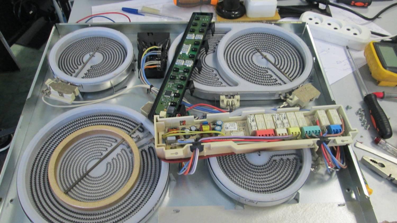 Проверка и ремонт газовых плит