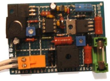 Акустический выключатель на микроконтроллере