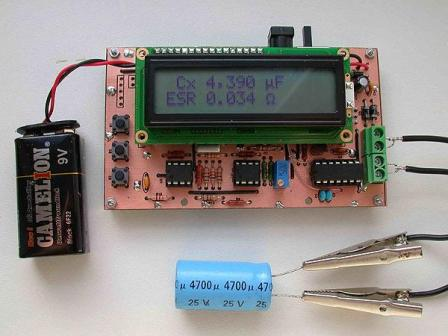 Прибор для проверки транзисторов своими руками фото 654