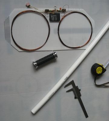 металлодетектор своими руками