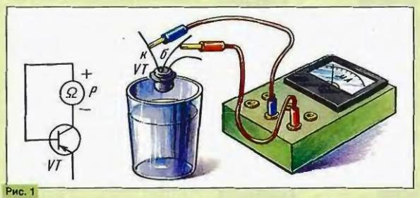 некоторые профессии транзистора