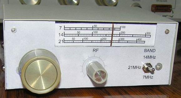 приемник радиолюбителя