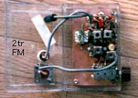 FМ приемник на двух транзисторах