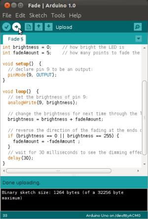 Arduino IDE программа для ардуино