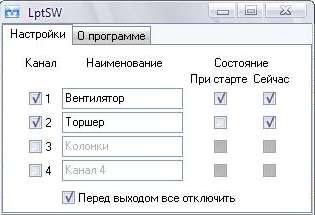 управление через компьютер