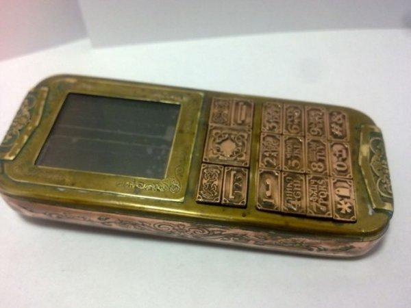 модинг телефона своими руками